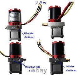 10MPa DC12V Single Acting Hydraulic Oil Pump DIY TAMIYA Dump Trailer Model Robot