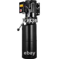 110V Car Lift Hydraulic Power Unit Auto Lifts Single Acting Car 3PH UPDATED