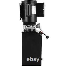 14L Car Lift Hydraulic Power Unit Pack 220V 60hz 1ph 2950 PSI Auto Repair 3.5gal