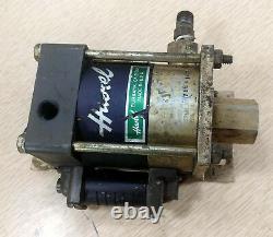 1 Used Haskel M-188 Air-driven Liquid Pump Make Offer