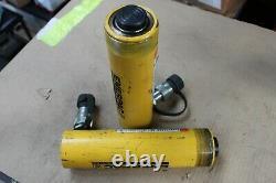 1 x Enerpac RC156 Hydraulic Cylinder, 6 Stroke 15 ton, 10,000 psi / 700 bar