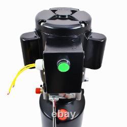 220V Car Lift Hydraulic Power Unit Single Acting Hydraulic Pump Vehicle Hoist