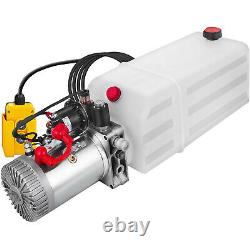 24V DC Single Acting Hydraulic Power Pack With 8L Tank ZZ003835