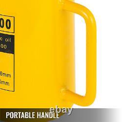 50T 4 Stroke Single Acting Hydraulic Cylinder Localfast Heavy Duty Industrial