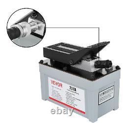 Air Powered Hydraulic Foot Pump 2510A Tool Single Acting Foot Operated Pump