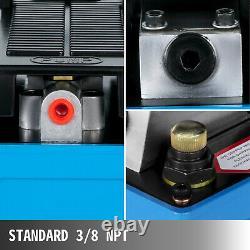 Air Powered Hydraulic Pump 10,000 PSI Pack Release pressure Auto Repair