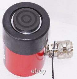 BVA H2501 25 Ton 143mm to 169mm Hydraulic Cylinder Jack 1 Stroke NEW