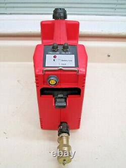 Brock Hyflex 10K 10,000 PSI Battery Operated Portable Hydraulic Pump with Charger