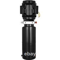 Car Lift Hydraulic Power Unit Hydraulic Pump 220V 2.64Gal Single Phase Hoist