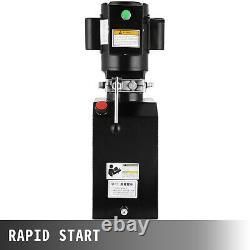 Car Lift Hydraulic Power Unit Pack 14L 3.5gal 60hz 2950 PSI Auto Repair 220V