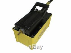 Compressed Air Driven Pump with Single-acting Hollow Ram Cylinder (30tons 4)