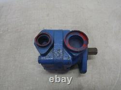 EATON VICKERS V201S9R15A11L Hydraulic V20 Vane Pump 9 GPM 13 Spline Shaft NEW