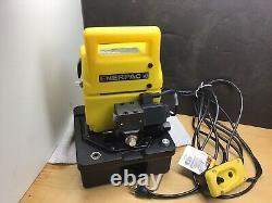 ENERPAC NEW! PUD1100B Hydraulic Pump, 115V 10,000 PSI