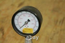 ENERPAC P202 Hand Pump, 2 Speed, 10,000 PSI