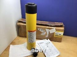 ENERPAC RC2512 Hydraulic Cylinder 25 Ton 12 Stroke 10,000 PSI NEW