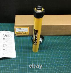 ENERPAC RC59 Hydraulic Cylinder, 5 Ton, 9 Stroke 10,000 Psi NEW