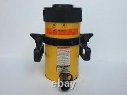 ENERPAC RCH606 Hollow Hydraulic Cylinder 60 Ton 6 Stroke Holl-O-Cylinder
