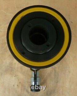 ENERPAC RCH-306 Single-Acting Hollow Plunger Hydraulic Cylinder, 10,000 psi