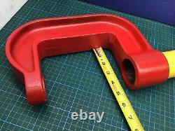 Enerpac 10 Ton Hydraulic C-Clamp RC106 Cylinder NICE