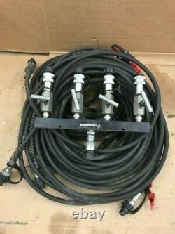 Enerpac 1-1/8 HP Electric Hydraulic Pump Bundle
