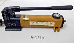 Enerpac P141 Single Speed Hydraulic Hand Pump 700 Bar/ 10,000 Psi