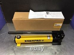 Enerpac P391 NEW! Hydraulic Hand Pump, 1 Speed, 10, 000 psi NEW IN ORIGINAL BOX
