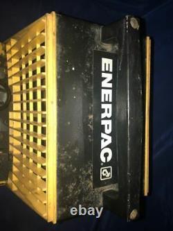Enerpac PAM-1022 hydraulic pump 10,000 psi. Pneumatic operation