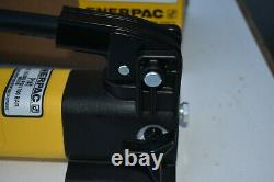 Enerpac P-141 Hydraulic Hand Pump 10,000psi 1/4 Npt New