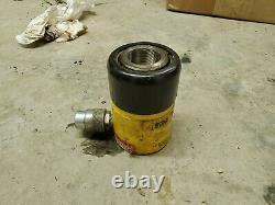 Enerpac RC251 25 Ton Hydraulic Hollow Ram Cylinder 10,000 PSI