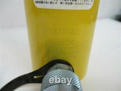 Enerpac RC256, 25 Ton Hydraulic Cylinder, 6.25 Stroke, 10,000 PSI