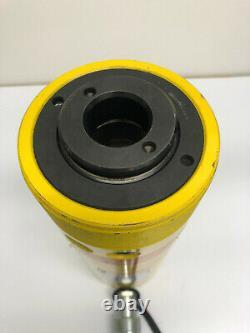 Enerpac RCH306 30 Ton 6 Stroke Hollow Hydraulic Ram Cylinder Fast Shipping