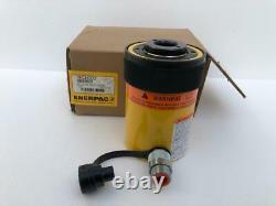 Enerpac RCH 302 Hydraulic Holl-O-Cylinder 30 Tons Capacity 2 Stroke Hollow Ram