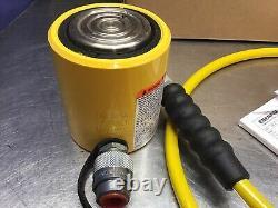 Enerpac RCS302 30 Ton Hydraulic Cylinder Set P39 Pump 10,000 PSI
