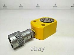 Enerpac RSM100, 10 ton Capacity Low Height Hydraulic Cylinder #2 Free shipping