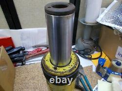 Enerpac Rch 306 Hydraulic Hollow Cylinder 30 Tons Capacity 6 Stroke