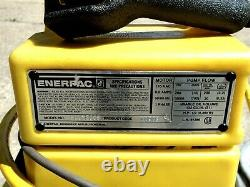 Enerpac STB-101X 103058 1/2 to 2 ONE SHOT PIPE BENDER with PUJ-1200B PUMP