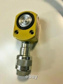 Enerpac Single Speed Hydraulic Pump P141 With Hose & Flat Jac Cylinder