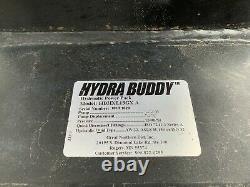 Hydra Buddy By Brave HBHXL13GX XL Portable Hydraulic Unit with Honda GX Engine