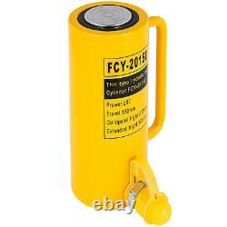Hydraulic Cylinder Jack 20T 6 stroke Single Acting10000PSI Jack Ram