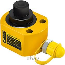 Hydraulic Cylinder Jack 30T 2 stroke Durable 10000 psi Single acting