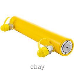 Hydraulic Cylinder Jack Solid Ram 10 TON 10 Stroke Single Acting Lift Cylinder