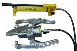 Hydraulic Gear Puller with Separable Pump (50 tons) (L-50F-MP)