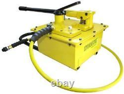 Hydraulic Hand Pump (10.000 psi 458 in³) (B-7000)