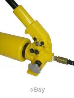 Hydraulic Hand Pump (10.000psi-165in³) (B-700A)
