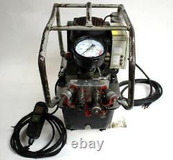 Hytorc Hy-115-2 Electric Hydraulic Torque Wrench Pump #20017