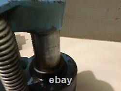 OTC Power Twin Single Acting Hydraulic Puller Ram 50 Ton & Ram Pac HAP-050 Pump