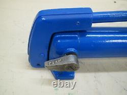 OTC Y21-1 Single Acting 10,000psi Hydraulic Hand Pump (No Hose) Used Ships Free