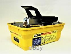 Porta Power Air Operated Hi Pressure Hydraulic Pump 10000 PSI / 680 Bar