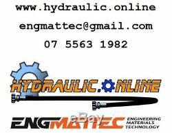 Porta Power Air Operated Hi Pressure Hydraulic Pump 10000 PSI 680 Bar with HOSE