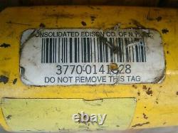 Proline hydraulic Cable Cutter Single Acting 3TM3 3770-0141628